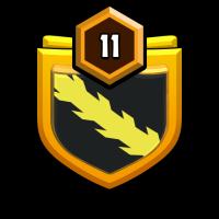 SHIA FIGHTER badge