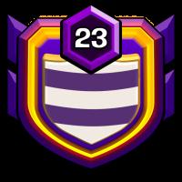 *#PAPA'S CLAN'S badge