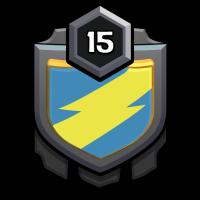 Ronabombers badge