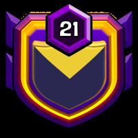烟花三月 badge