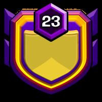挪亞方舟 badge