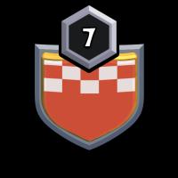 Pâtés lorrains badge