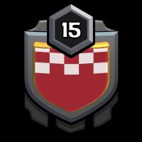 Indo Tribal 2 badge