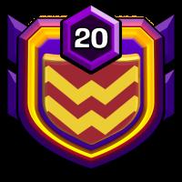 cafetero badge