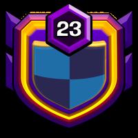 BIX BOMBERS badge