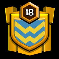 los caballeros badge