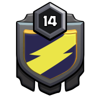 10 TO THE POWER badge