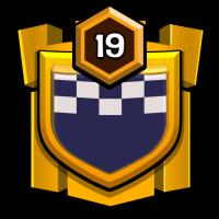記録の地平線 badge
