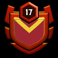 惜缘team 王者归来 badge