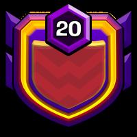 自由女神之不战部二十七营 badge