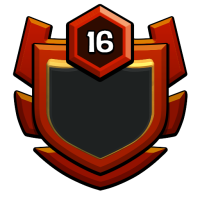 CLESH OF CLANS badge