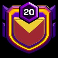 Raising Nepal badge