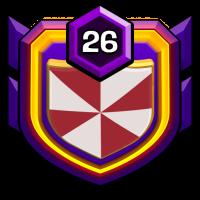 Samen vooruit badge