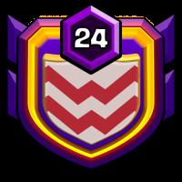 三合会 badge