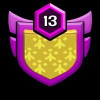 Marshals'Kiss badge