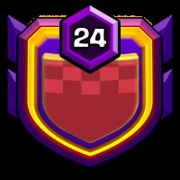 传说中的勇者 badge