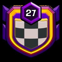 友情岁月 badge