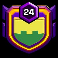 Fort de Croc™2 badge