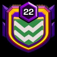 台灣 - 台北指揮部 3 badge