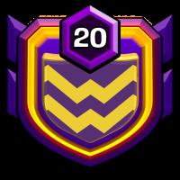 铁骑龙魂 badge