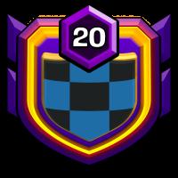 Adult ! Freedom badge