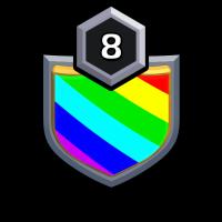 Vampire Witch badge