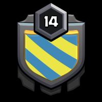 偏远小镇 badge