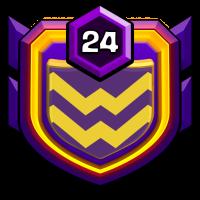 cartier badge