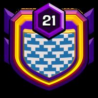 BvD badge
