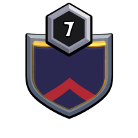 UNIQUE WARRIORS badge