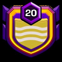 絕地逆襲 badge