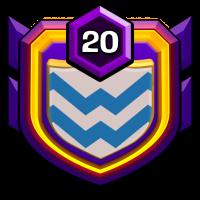 Dirty Waters badge