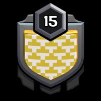 SL LIONS badge