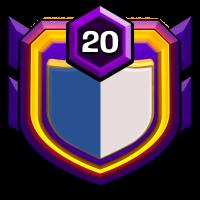 TROPA NI RAGDE badge