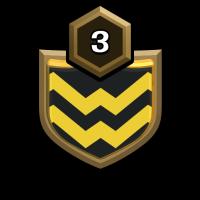 # SÓ OS BOM D+# badge