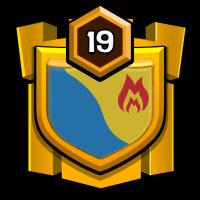 D' GOWs CLAN badge