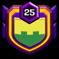 Fort de Croc™ badge