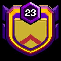 UNION JAYA badge