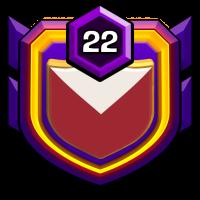 SPFC SOBERANO badge