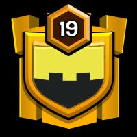 SURVIVAL TITANZ badge