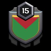 شباب الوحدات badge