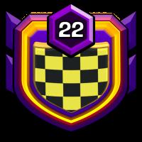 吴国五野兽 badge