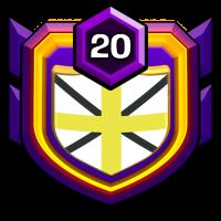 white element badge