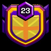 کردستان ایران badge