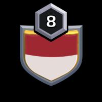 Mortal Kombat badge