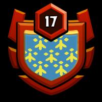 二步一腳印 badge