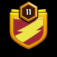 China badge