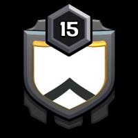 Dhanauje group badge