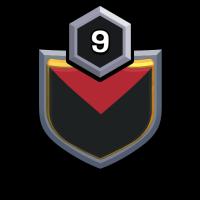 蚩尤部落 badge