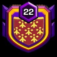 金戈铁马 badge
